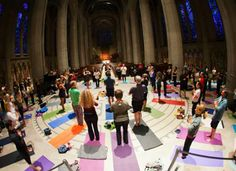 Pay-what-you-wish yoga in SF via @PureWow