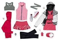 Roland Garros 2014: tenues Nike de Victoria Azarenka