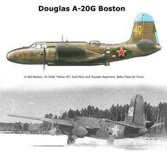 A-20G Boston