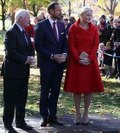Mette Marit and Haakon