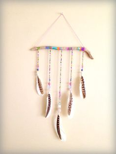 Dreamcatcher Wall Hanging Driftwood Gypsy by InspiredSoulShop, $50.00