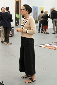 They Are Wearing: Frieze Art Fair in New York | WWD