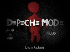 Depeche Mode - PTA Tour: Live in Anaheim (Bootleg) (2005)