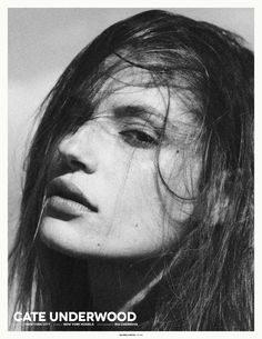 Cate Underwood (@ Star System Kiev/ New York Models) for The Ones2Watch