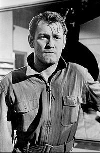 """Earl Holliman - """"Where Is Everybody?"""" is the first episode of the American television anthology series The Twilight Zone. It was first broadcast on October 2, 1959."""