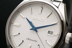 SEIKO Automatic Presage in JapanDetailsListed price: JPYCase Bracelet: SS (with Dia-shiled)Max wrist size: cm inch)Crystal: Sapphi Stylish Watches, Luxury Watches, Cool Watches, Watches For Men, Orient Watch, Seiko Automatic, Timing Is Everything, Seiko Watches, Stainless Steel Case