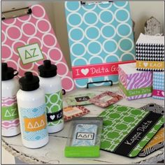 Awesome Sorority Gifts!