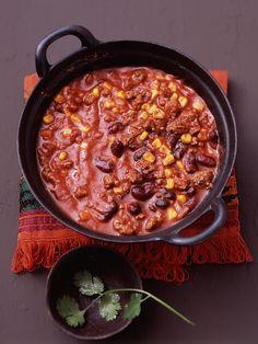 Rezeptklassiker: Chili con Carne