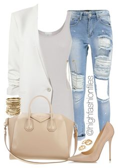 """""""Above Average"""" by highfashionfiles ❤ liked on Polyvore"""