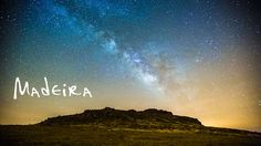 Madeira by Christian Mülhauser. A magnificent Time Lapse video about the island. Filmed between 22 - 29 May 2012. Experience a front-seat view of Milky Way above the clouds and mountains. Absolutely STUNNING.
