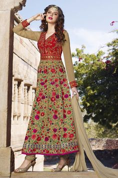 #HAPPY #JANMASHTAMI Buy This Beige-Red Indo Silk Traditional Long Anarkali Salwar Kameez with Embroidery Work. Buy Now:- http://www.lalgulal.com/salwar-kameez/beige-red-indo-silk-traditional-long-anarkali-salwar-kameez-with-embroidery-work-708 Cash On Delivery & Free Shipping only in India. For Other Query Just Whatsapp Us on +91-9512150402 Or Mail Us at info@lalgulal.com. #Gown #anarkalisuit #occasions #wedding #weddingspecial #buy #products #online #classic #embroidery #summercolours #sp