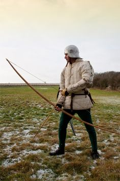 English longbow...