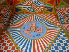 Charette sicilienne (détail) © RC Kids Rugs, Home Decor, Gypsy Caravan, Decoration Home, Kid Friendly Rugs, Room Decor, Interior Decorating