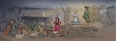 Pirates of the Caribbean Will Close in Early 2018 to Change Redhead Auction Scene - WDW News Today