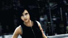 Final fantasy vii advent children Tifa gif