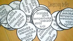 Ortografia w praktyce – Superbelfrzy RP Polish Language, Teachers Corner, Early Education, Games For Kids, Kids And Parenting, Teaching, This Or That Questions, School, Link