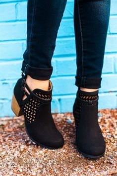 Perfect Spring Bootie | 3 Colors