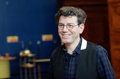 Robert Carsen directing the Royal Opera Falstaff