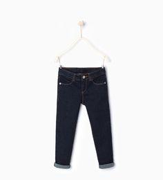 ZARA - KIDS - Basic slim-fit jeans