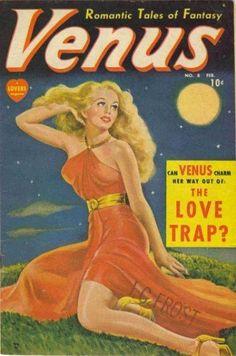 Venus - Atlas - February 1950