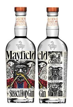 Mayfield Gin By Stranger & Stranger