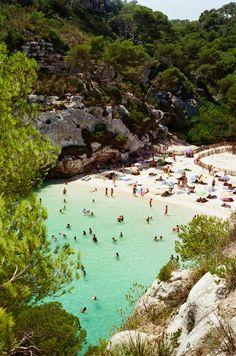 Menorca, Tree Of Life, Wander, Sunshine, Spain, Around The Worlds, River, Explore, Beach