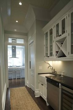 Butler Pantry Design Ideas, Pictures, Remodel, and Decor - page 59