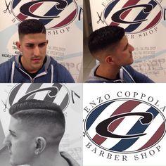 Barber shop sfumatura hair