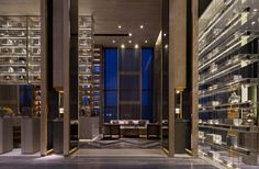 ZIYUANTAI 紫云台 Hotel Lobby, Lobby Lounge, Lobby Bar, Lobby Interior, Luxury Interior, Interior Architecture, Interior Design, Commercial Design, Commercial Interiors