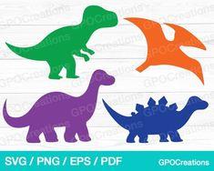 Dinosaur Crafts, Cute Dinosaur, Dinosaur Stuffed Animal, Dinosaur Cut Outs, Dinosaur Silhouette, Dinosaur Template, Cute T Rex, Babysitting Activities, Cat Clipart