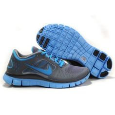 newest 5ebf5 aaa1c Billig h y kvalitet 2012 Dame Nike Free Run 3 Grå Jade Nike Shoes Cheap