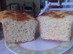 Pão caseiro muito simples fazer logo