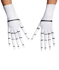 Look at this Jack Skellington Gloves - Adult on #zulily today!