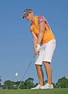 Annika Sorenstam: Wedge Wisdom | Golf | Pinterest