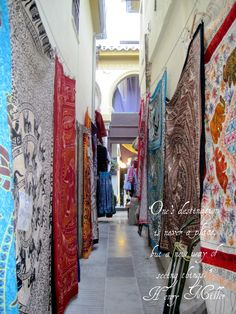 One of the nice alleys in the old quarter Albaicin, Granada, Spain.  http://www.costatropicalevents.com/en/costa-tropical-events/andalusia/cities/granada.html