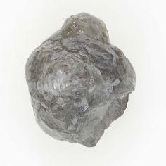 1.26 Carat Fancy Silver Color 100% Natural Loose Rough Unique Diamond