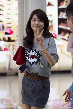 Choi Sooyoung #SNSD #Kpop Come visit kpopcity.net for the largest discount fashion store in the world!!