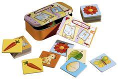 Mini Memory Game - Matching and Association Game | HABA USA