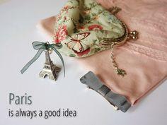 style: Paris is always a good idea  [by Fio de coco]