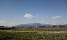 春の赤城山