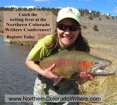 Catch the Writing Fever by registering for the Northern Colorado Writers Conference.