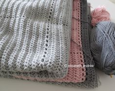 work in progress: crochet bedspread-I love these colors!