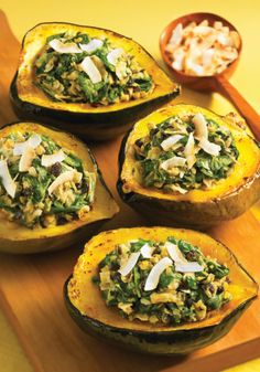 Acorn Squash with Co