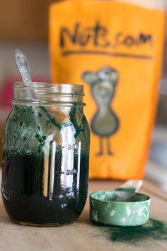 Amanda Brown Online: Project 365 - Day 27 | Spirulina *yuck* | Food Photography #healthyeats
