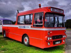 Leyland Leopard Tow Bus Cool Trucks, Big Trucks, Car Hauler Trailer, Bus Coach, Bus Conversion, Tow Truck, Vintage Trucks, Coaches, Glasgow