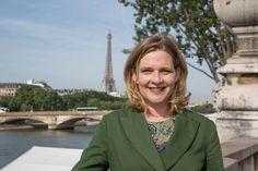 Desiree Castelijn van Trendbubbles in Parijs