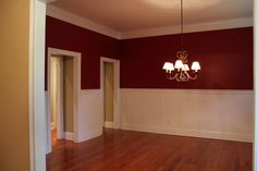 Decor & Tips: White Wood Paneling And Interior Paint Ideas With ...