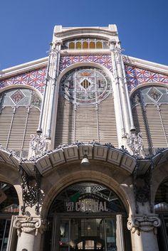 Valencia's Mercat Central