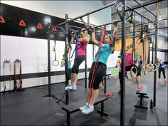 Crossfit workout at @reebok world headquarters @fANNEtasticfood #fitfluential