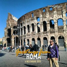 During the Med cruise aboard the USS Saratoga (CV-60) I took a train from Naples to Rome to visit the Colosseum,Trevi Fountain,Vatican City and so much more!